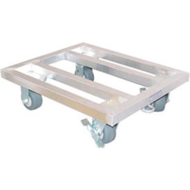 """New Age - Aluminum Mobile Dunnage Rack 42""""W x 24""""D x 8""""H"""