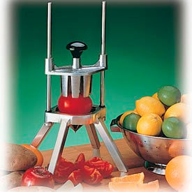 Nemco 55550-8C Easy Apple Corer, 8 Sections by