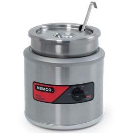 Nemco 11 Quart Round Warmer - 6101A