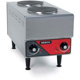 Hot Plate Double Burner (Raised Vertical) - 240 Volt