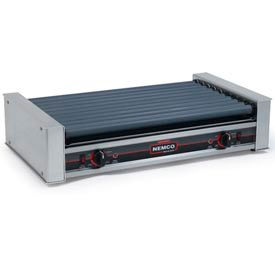 NEMCO® 8036SX, Roll-A-Grill, Stainless Steel/Aluminum, 36 Hot Dogs, 120 Volt