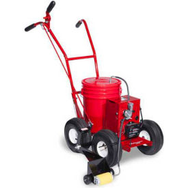 Newstripe RollMaster™ 5000 Parking Lot Striping Machine, 10003068, 5 Gallon, 12V