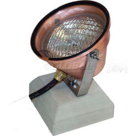 Nightscaping® Dolphin Under Water-light, Copper, GU-0305CU-LO7558