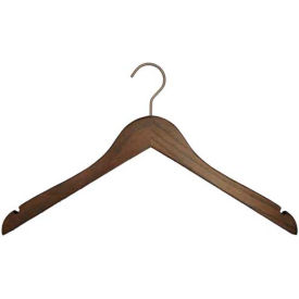 "NAHANCO LVS17TOPDKRS Top Hanger, 17""L, Wood-Dark Wood, Pkg Qty 100"