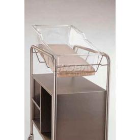 NK Medical Polycarbonate Bassinet Basket 69576X1-P, For All 7028/7030/9200/NB Bassinets