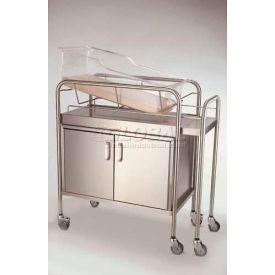 NK Medical Bassinet Extender Shelf 7028-EX, Stainless Steel