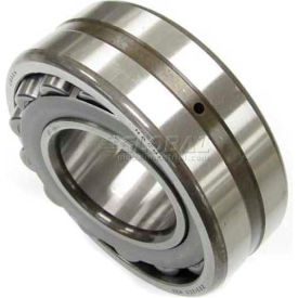 NACHI Double Row Spherical Roller Bearing 22216EXW33KC3, 80MM Bore, 140MM OD, Tapered Bore