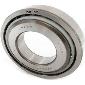 NACHI Ball Screw Support Bearing 45TAB10UP4, Single, Flush Ground, 45MM Bore, 100MM OD