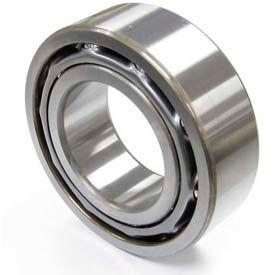 Nachi, 5205, Double Row Angular Contact Bearing, Open, 25mm Bore X 52mm Od X 20.6mm W - Min Qty 4