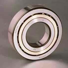 Nachi, 7211BMUC3, Angular Contact Ball Bearing, Flush Ground, 55MM Bore x 100MM OD x 21MM W