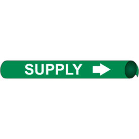 Precoiled and Strap-on Pipe Marker - Supply