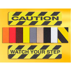 "Grit Anti-Slip Tape - Orange - 2""W"