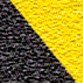 "Grit Anti-Slip Tape - Yellow/Black - 4""W"