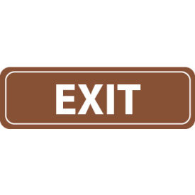 Architectural Sign - Exit