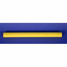 Precoiled and Strap-on Pipe Marker - Blank Yellow