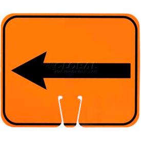 Cone Sign - Left Arrow