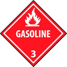 DOT Placard - Gasoline