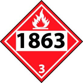 DOT Placard - 1863 3