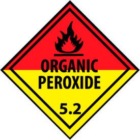 DOT Placard - Organic Peroxide 5.2