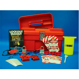 Portable Lockout Kit - Bilingual