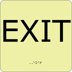 Glow Braille - Exit