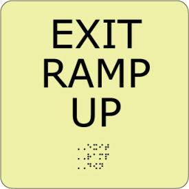 Glow Braille - Exit Ramp Up