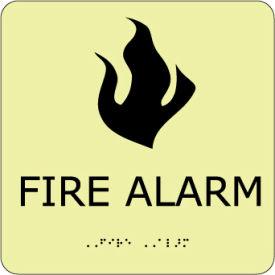 Glow Braille - Fire Alarm