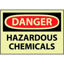 Glow Danger Vinyl - Hazardous Chemicals