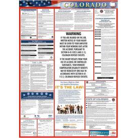 Labor Law Poster - Colorado