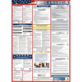 Labor Law Poster - Delaware