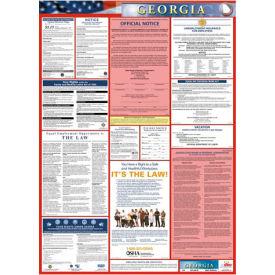 Labor Law Poster - Georgia