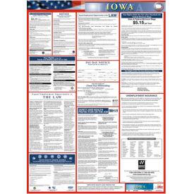 Labor Law Poster - Iowa