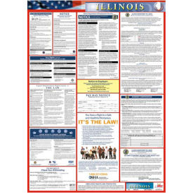 Labor Law Poster - Illinois