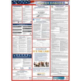 Labor Law Poster - North Dakota
