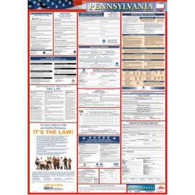 Labor Law Poster - Pennsylvania