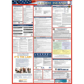 Labor Law Poster - Rhode Island