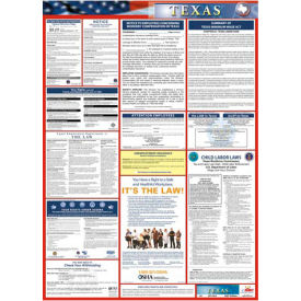 Labor Law Poster - Texas