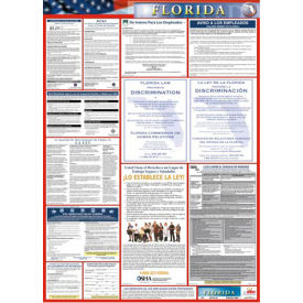Labor Law Poster - Florida - Spanish
