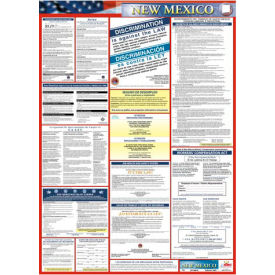 Labor Law Poster - New Mexico - Spanish