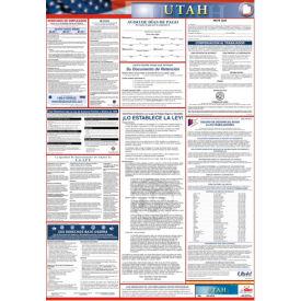 Labor Law Poster - Utah - Spanish