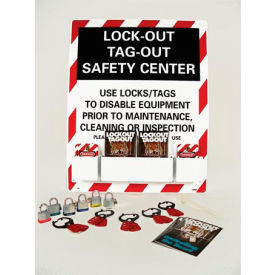 Lockout Tagout Safety Center