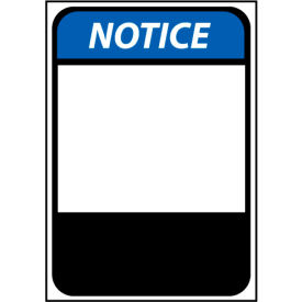 Graphic Machine Labels - Blank with Header Only