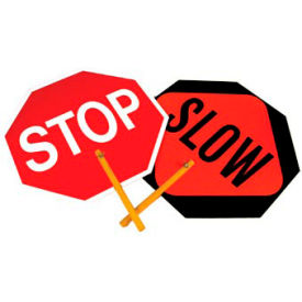 Paddle Sign - Stop/SlowPaddle