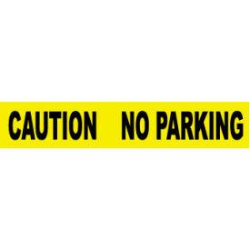 Printed Barricade Tape - Caution No Parking