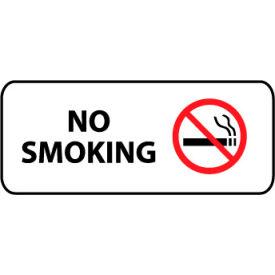 Pictorial OSHA Sign - Plastic - No Smoking