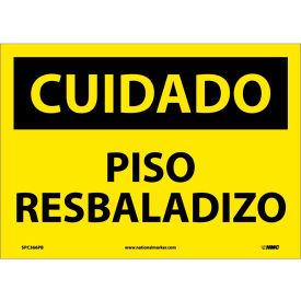 Spanish Vinyl Sign - Cuidado Piso Resbaladizo