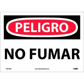 Spanish Vinyl Sign - Peligro No Fumar
