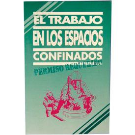 Safety Handbook - Spanish - El Trabajo En Los Espacios Confinados
