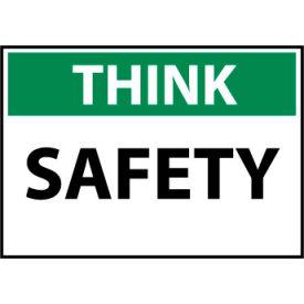 Think Osha 10x14 Aluminum - Safety
