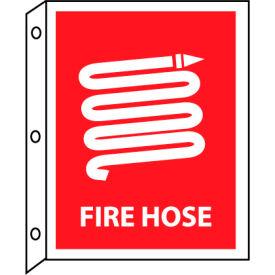 Fire Flange Sign - Fire Hose